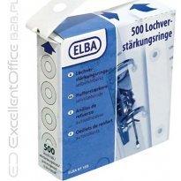 Pierścienie wzmacniające ELBA samoprzylepne 15mm (500)
