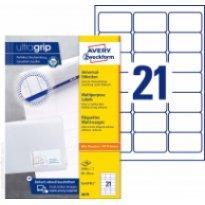 Etykiety samop. ZF Avery 70x42.3 (100ark.)