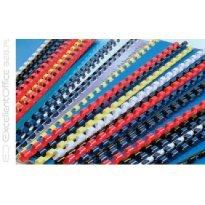 Grzbiet do bind.ARGO 19mm niebieski (100szt)