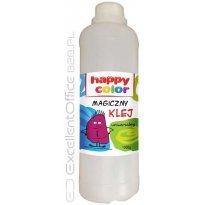 Klej magiczny HAPPY COLOR 1000g w butli