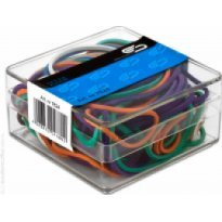 Gumki recepturki E&D Plastic 6 niskie pudełko