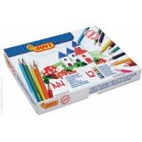 Kredki ołówkowe JOVI 12 kolorów (144szt)