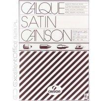 Kalka kreślarska CANSON A3 90-95g/m2 (100ark) ryza folia