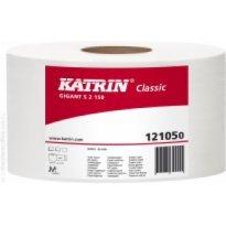 Papier toaletowy KATRIN CLASSIC Gigant biały S 2 130 150mb(12szt)