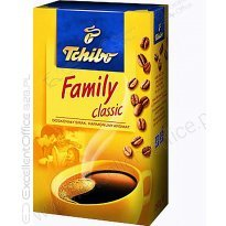Kawa mielona Tchibo Familly 250g