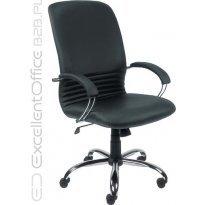 Krzesło NOWY STYL MIRAGE steel02 chrome z mechanizmem Tilt SP01