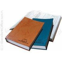 Książka korespondencyjna WARTA A4/300k brązowa 1824-229-021