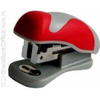 Zszywacz EAGLE ALPHA Mini S5027B czerwony 15k 24/6