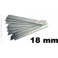 Ostrza do noży GRAND 18 mm (10szt)
