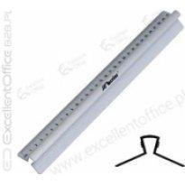 Linijka aluminiowa z uchwytem LENIAR 50cm