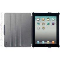 Etui sztywne LEITZ Complete Tech Grip do iPada/iPada II czarne