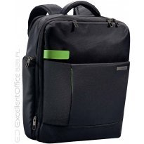 """Plecak na laptop LEITZ Complete Smart Traveller 15.6"""", czarny"""