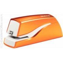 Zszywacz elektryczny LEITZ WOW 5566 pomarańczowy  10k