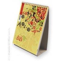 Kalendarz biurkowy ze spiralą Michalczyk i Prokop pionowy