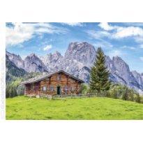 Kalendarz trójdzielny MICHALCZYK I PROKOP Dom w górach