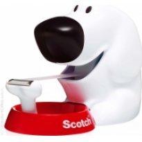 Dyspenser do taśm 3M SCOTCH w kształcie psa + taśma GRATIS