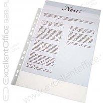 Koszulka groszkowa ESSELTE A4 folia (100szt) 48mic