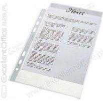 Koszulka groszkowa ESSELTE A5 folia (100szt) 48mic