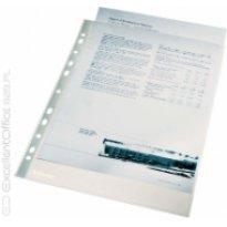Koszulka krystaliczna ESSELTE A4 40mic (100szt) folia