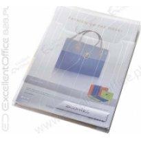 Folder LEITZ CombiFile A4 poszerzany przeźroczysty (3szt)