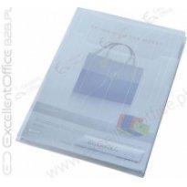 Folder LEITZ CombiFile A4 poszerzany niebieski (3szt)