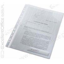 Folder LEITZ CombiFile A4 usztywniany przeźroczysty (3szt)