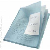 Folder LEITZ CombiFile A4 z przekładkami niebieski (3szt)