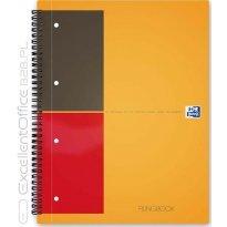 Kołonotatnik OXFORD FILINGBOOK  A4+/100k linia