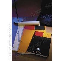 Notatnik biurowy OXFORD NOTEPAD A4+/80k kratka