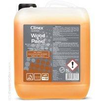 Płyn do mycia drewnianych podłóg i paneli CLINEX Wood&Panel 5L