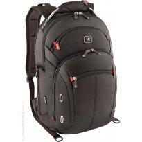 "Plecak na laptopa WENGER GIGABYTE 15"", 340x460x140mm, czarny"