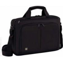 "Torba na laptopa WENGER SOURCE 14"", 380x250x80mm, czarna"