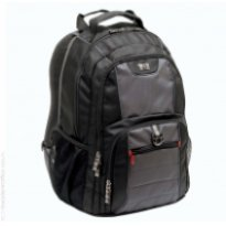 """Plecak na laptopa WENGER PILLAR 16"""", 380x480x250mm, czarno/szary"""