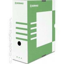 Pudło archiwizacyjne DONAU 120mm zielone