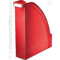 Pojemnik LEITZ Plus A4/70mm czerwony