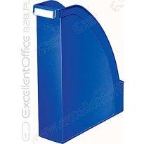 Pojemnik LEITZ Plus A4/70mm niebieski