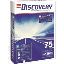 Papier xero A4 DISCOVERY 75g CIE 161 klasa B