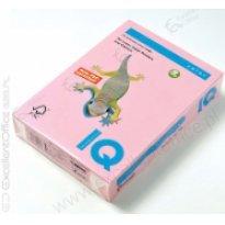 Papier xero A3/80g IQ COLOR Pastelowy-różowy