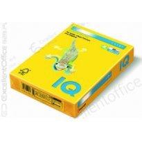 Papier xero A3/80g IQ COLOR Intens-ciemno żółty