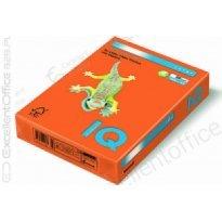 Papier xero A3/80g IQ COLOR Intens-pomarańczowy