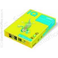 Papier xero A3/80g IQ COLOR Neon żółty