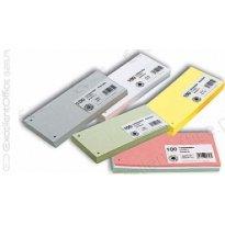 Przekładki kartonowe DONAU 1/3 A4 zielone (100szt)