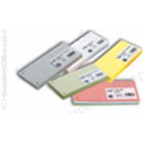 Przekładki kartonowe DONAU 1/3 A4 mix kolor (100szt)