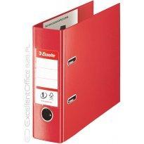 Segregator bankowy ESSELTE VIVIDA A5/75mm No.1 czerwony