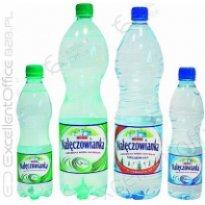 Woda mineralna Nałęczowianka 1,5L gazowana (6szt)