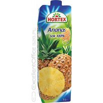 Sok Hortex Ananas 1L