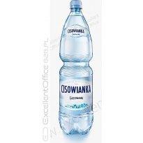 Woda mineralna CISOWIANKA 1,5l gazowana (6szt)