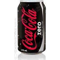 Coca-Cola Zero 0,33L puszka (24szt)