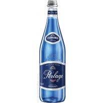 Woda Cisowianka Perlage 0.7l gazowana (6szt) szklana butelka