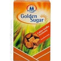 Cukier brązowy w kostkach